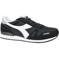 Shoes Men Low top trainers Diadora Titan II Black