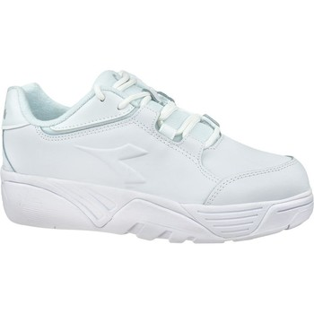 Shoes Women Low top trainers Diadora Majesty White