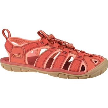 Shoes Women Sandals Keen Wms Clearwater Cnx Orange