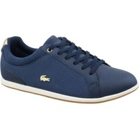 Shoes Women Low top trainers Lacoste Rey Lace 119 Navy blue