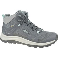 Shoes Women Walking shoes Keen W Terradora II Mid WP Grey