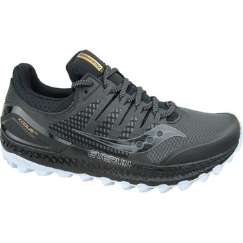 Shoes Women Low top trainers Saucony Xodus Iso 3 Black