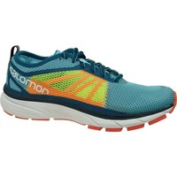 Shoes Women Running shoes Salomon Sonic RA W Turquoise,Orange,Yellow