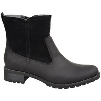 Shoes Women Ankle boots Timberland W Bethel Biker Black