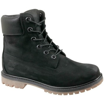Shoes Women Ankle boots Timberland 6 IN Premium Boot W Black