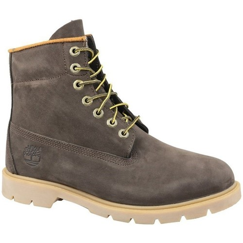 Shoes Men Mid boots Timberland 6 Inch Brown