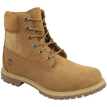 Shoes Women Ankle boots Timberland 6 IN Premium Boot W Honey