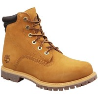 Shoes Women Mid boots Timberland Waterville 6 IN Basic W Honey