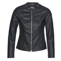 Clothing Women Leather jackets / Imitation leather JDY JDYSTORMY Black