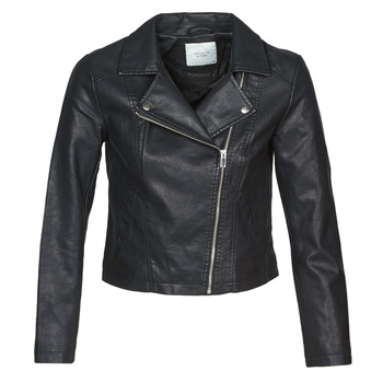 Clothing Women Leather jackets / Imitation leather JDY JDYSIMBA Black