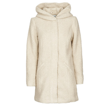 Clothing Women Coats JDY JDYSONYA Beige