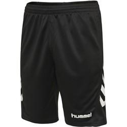 Clothing Children Shorts / Bermudas Hummel Short enfant  Promo noir