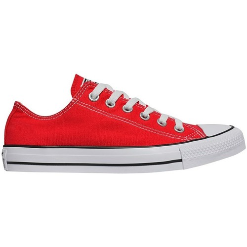 Shoes Low top trainers Converse Chuck Taylor All Star Red