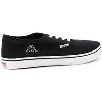 Shoes Men Skate shoes Kappa Home Black