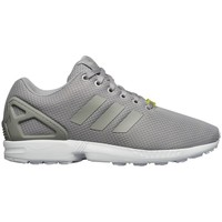 Shoes Men Fitness / Training adidas Originals ZX Flux Base Pack Grey