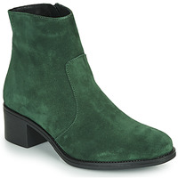 Shoes Women Ankle boots Betty London NOUME Green