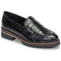 Shoes Women Loafers Betty London NOUMA Black / Croc