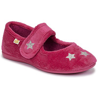 Shoes Girl Slippers Citrouille et Compagnie LANINOU Bordeaux