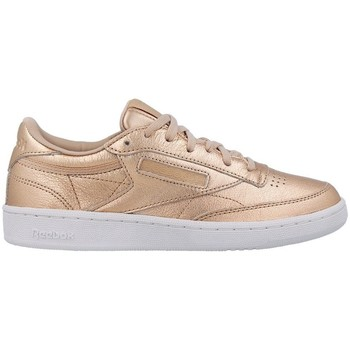 Shoes Women Low top trainers Reebok Sport Club C 85 Golden