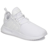 Shoes Children Low top trainers adidas Originals X_PLR C White