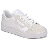 Shoes Children Low top trainers adidas Originals CONTINENTAL VULC C White