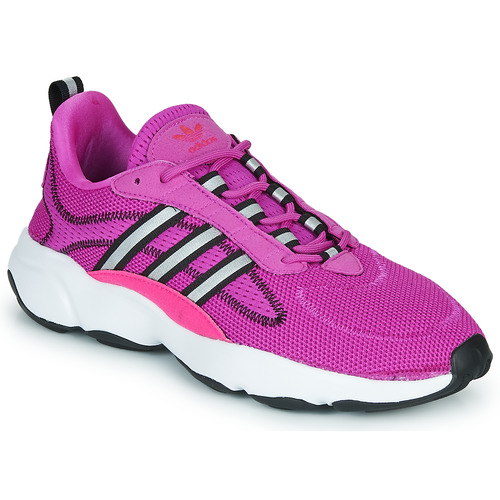 Shoes Low top trainers adidas Originals HAIWEE W Purple