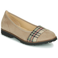 Shoes Women Flat shoes Gabor  Beige
