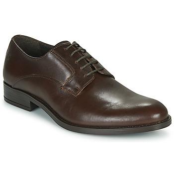 Shoes Men Derby Shoes Carlington NOCOLA Brown