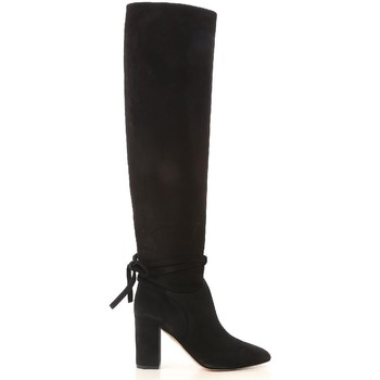 Shoes Women High boots Aquazzura MAOMIDB0 SUE 000 black