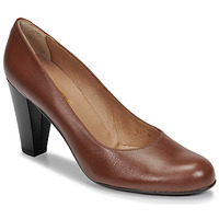Shoes Women Heels So Size SEROMALOKA Brown
