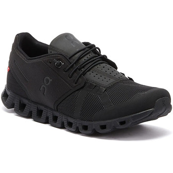 Shoes Women Low top trainers On Running The Cloud Womens All Black Trainers Black