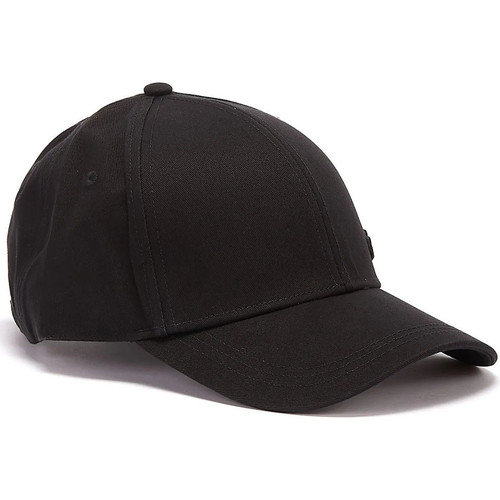 Clothes accessories Caps Calvin Klein Jeans Cotton Twill Black Baseball Cap Black