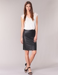 Clothing Women Skirts Vila VIPEN Black