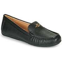 Shoes Women Loafers Coach MARLEY Black