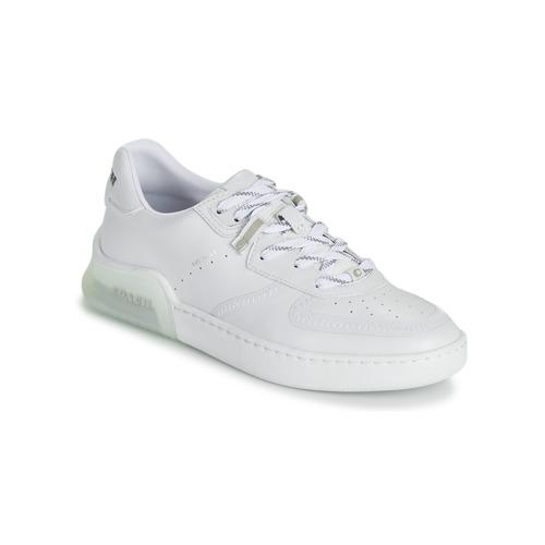 Shoes Women Low top trainers Coach CITYSOLE White