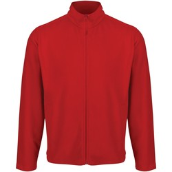 Clothing Men Fleeces Professional CLASSIC Full-Zip MicroFleece Red