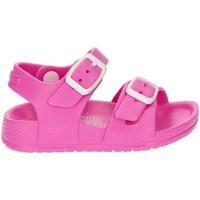 Shoes Girl Sandals Garvalin WATER RESISTANT SANDAL SANDY FUCHSIA