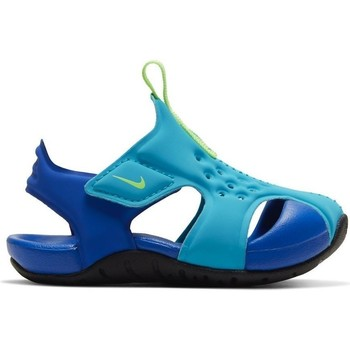 Shoes Children Sandals Nike Sunray Protect 2 Blue