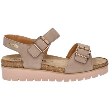 Shoes Women Sandals Mephisto SANDALS  TARINA REMOVABLE INSOLE LIGHT_TAUPE