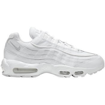 Nike Air Max 95 Essential men's Shoes (Trainers) in White