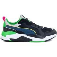 Shoes Men Low top trainers Puma Xray Black, Green, Blue