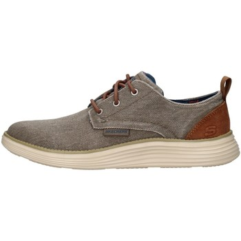 Shoes Men Low top trainers Skechers 65910 GREY