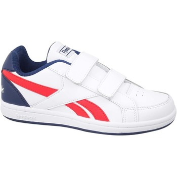 Shoes Children Low top trainers Reebok Sport Royal Prime White,Red,Navy blue