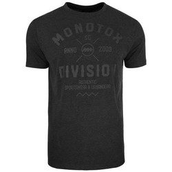 Clothing Men Short-sleeved t-shirts Monotox Division Black