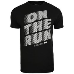 Clothing Men Short-sleeved t-shirts Monotox ON The Run Black