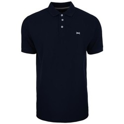 Clothing Men Short-sleeved polo shirts Monotox Polo Uniform Navy blue