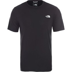 Clothing Men Short-sleeved t-shirts The North Face Train N Logo Black