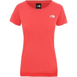 Clothing Women Short-sleeved t-shirts The North Face Quest Navy blue