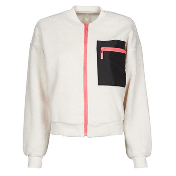 Clothing Women Jackets Only Play ONPJANESSA White