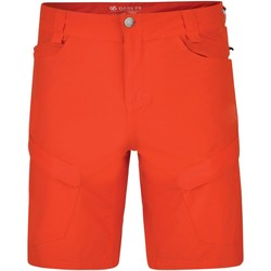 Clothing Men Shorts / Bermudas Dare 2b Tuned In II Multi Pocket Walking Shorts Red Red